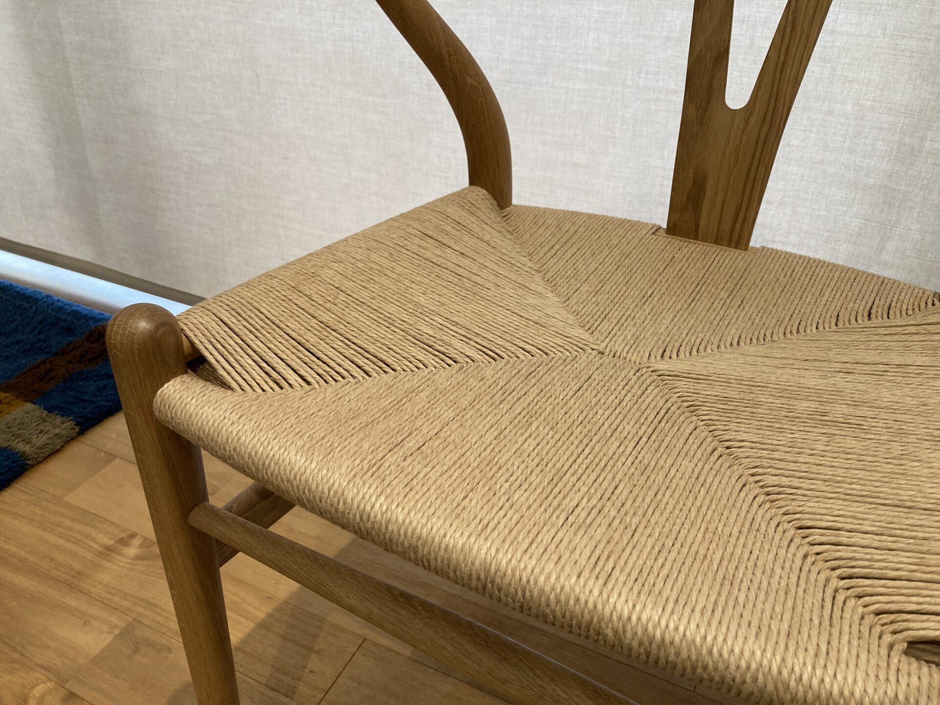 これは椅子の写真です
